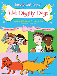 Hot Diggity Dogs – Book 3